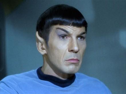 SpockEyebrow