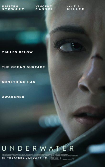 Underwater 2020 Poster